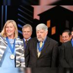 Paris Junior College president receives national honor society award