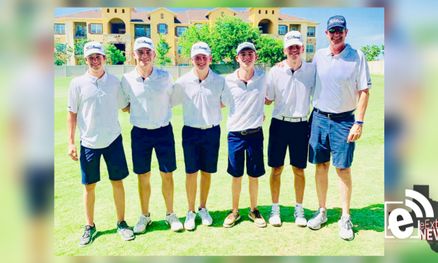 Paris High School golf team places sixth out of more than 180 schools in state