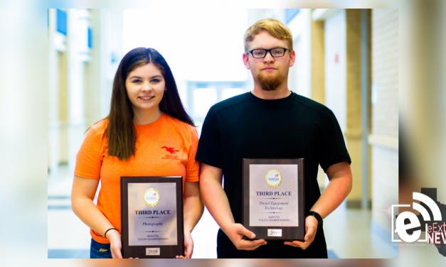 Two Paris High School students receive bronze at SkillsUSA