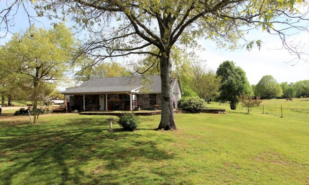 Three bedroom home for sale in Blossom, Texas || $225,000