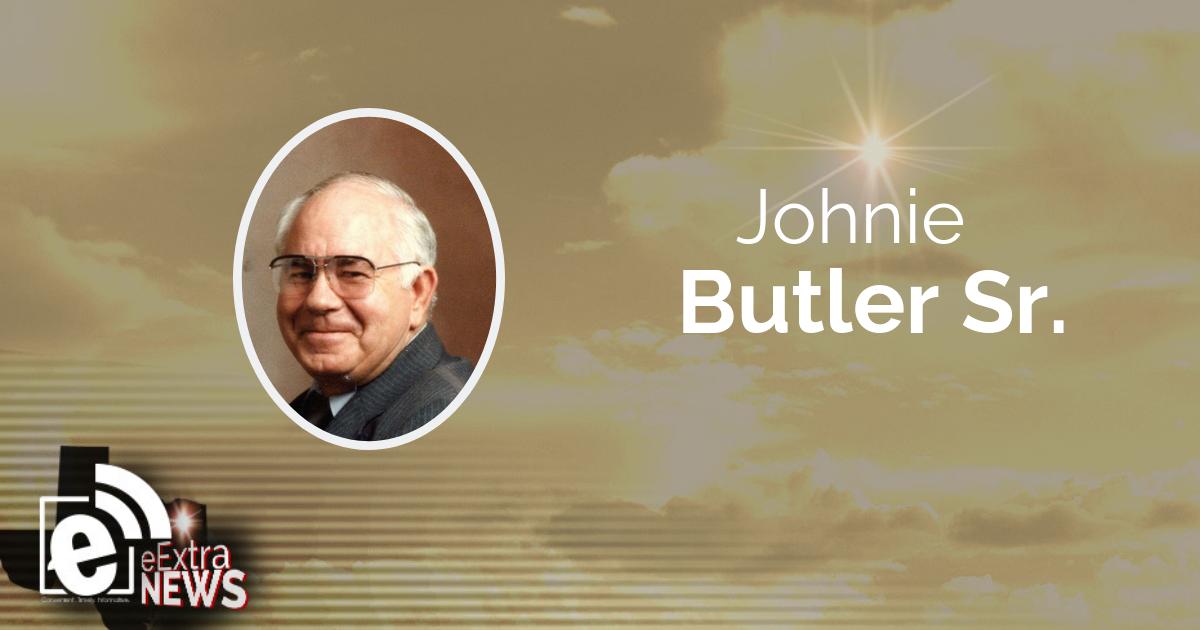 Johnie Butler Sr.    Obituary