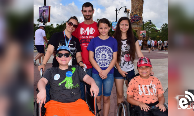 Money is being raised for two local children with Duchenne muscular dystrophy