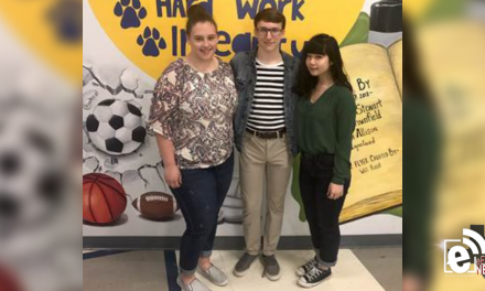 North Lamar Band names 2019-2020 drum majors