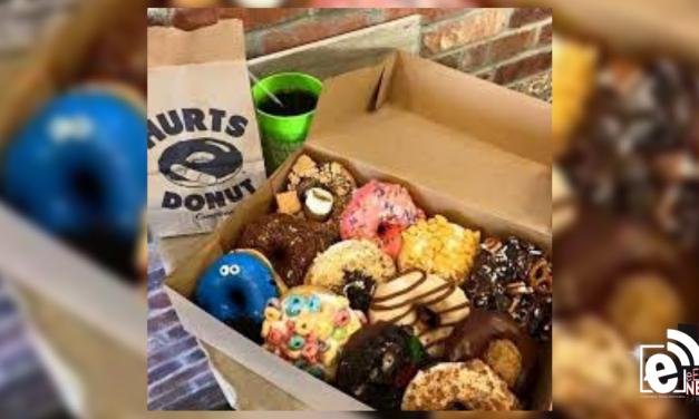 ICYMI: Hurts Donuts will be at Paris Harley-Davidson today at noon
