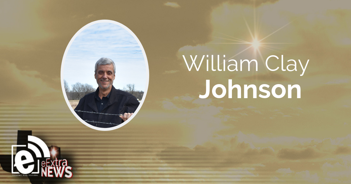 William Clay Johnson || Obituary