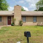 Four bedroom home for sale in Blossom, Texas || $109,900