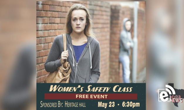 Free women's safety class slated for tonight at Heritage Hall