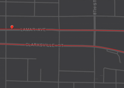 Parade Route