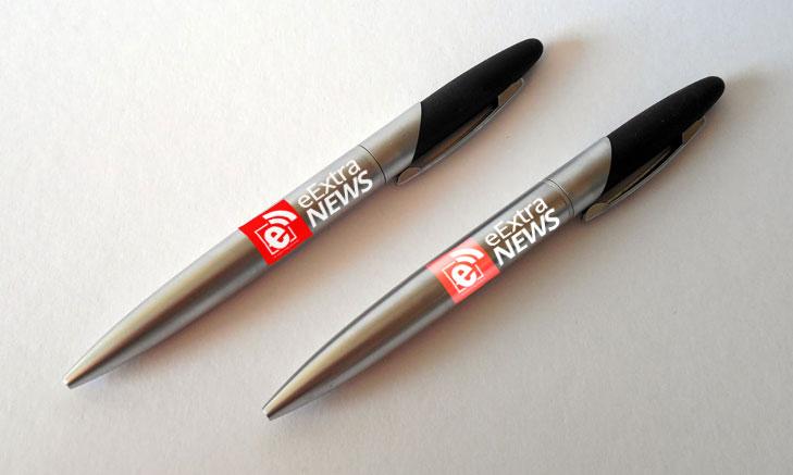 Pens with custom logo