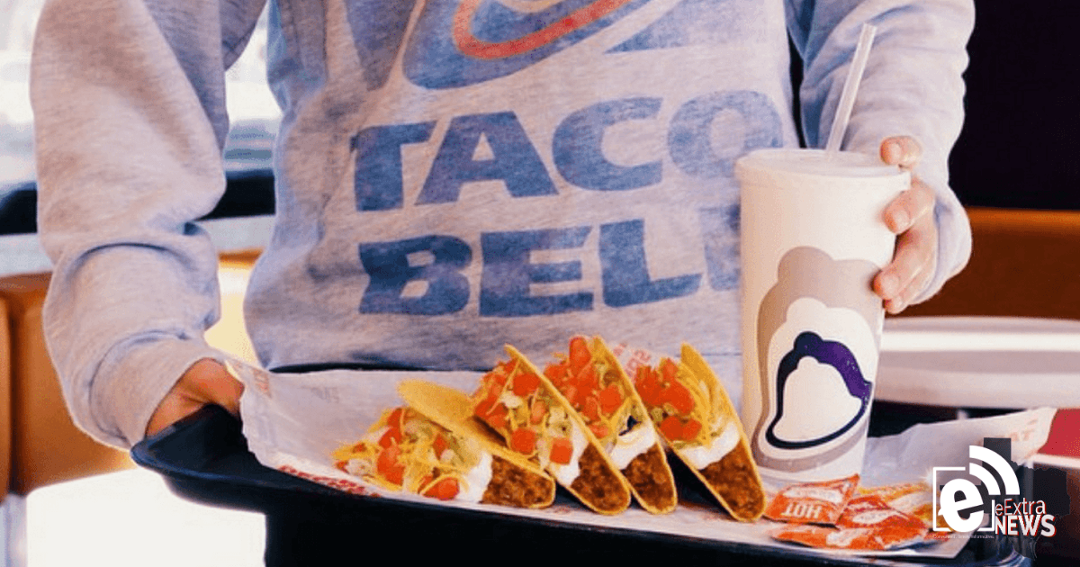 Taco Bell has apparently become one of the healthiest fast food chains