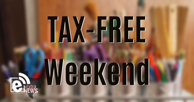 are tvs tax free on tax free weekend