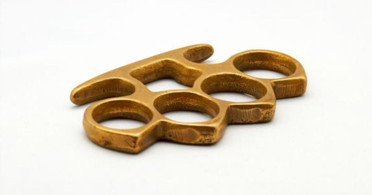 Brass Knuckles And Other Self Defense Items Will Be Legal In Texas Starting Sept 1