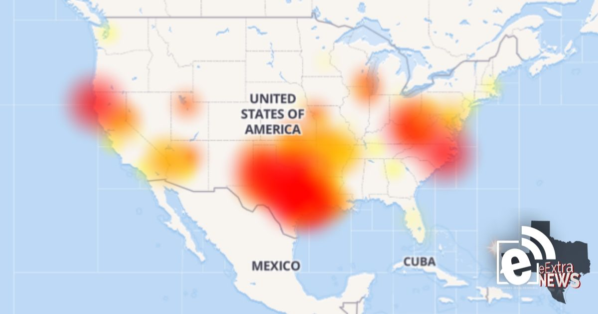Suddenlink Outage Map Texas Suddenlink experiences outages across the area   eParisExtra.com